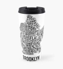 Taza de viaje brooklyn