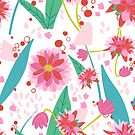 Pink Poppy Fantasy by Marlagill
