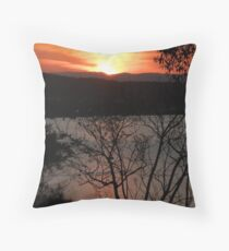 Sunset 17 Throw Pillow