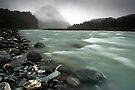Waiho River, Franz Josef Glacier by Michael Treloar
