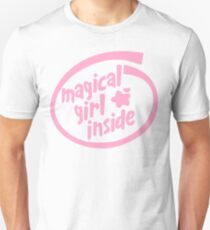Magical Girl Inside T-Shirt