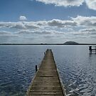 Long walk of a short pier by trishringe