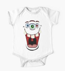 Three Eyed Monster Kids Clothes