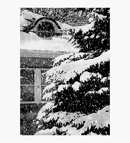 Country Home Christmas ©  Photographic Print