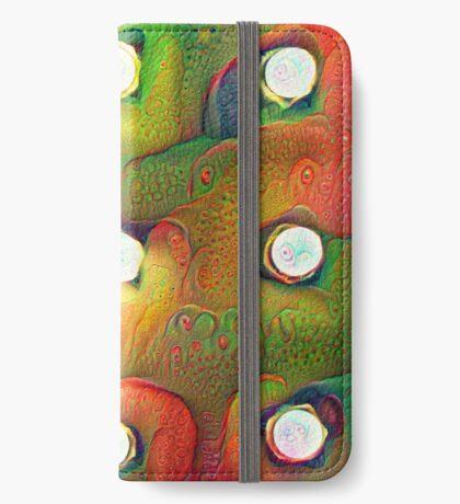 #DeepDream Lights iPhone Wallet