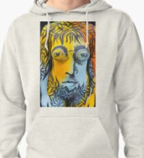 Bodypainting 1 Pullover Hoodie