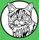 Sharpie Cat: Kiki by mellierosetest