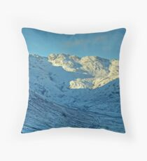 Crinkle Crags Throw Pillow