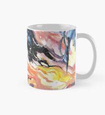 Space: Nebula Watercolour Print Mug