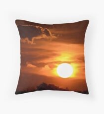 A New Day is Promised Throw Pillow