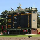 Before the Adelaide Test by John Dalkin