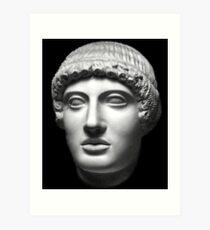 god Apollo aka Apollon Art Print
