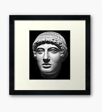 god Apollo aka Apollon Framed Print