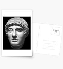 god Apollo aka Apollon Postcards