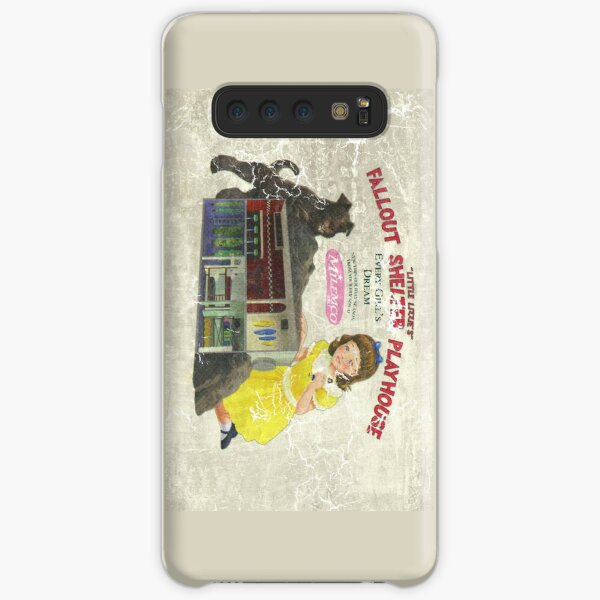 Atomic Ads - MILEMCO Girls Fallout Shelter Playhouse Samsung Galaxy Snap Case