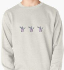 3 of a kind Pullover Sweatshirt