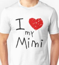 I Heart Mimi T-Shirt