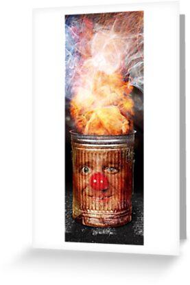 The Blaze by Alex Preiss