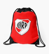 Club Atlético River Plate Drawstring Bag