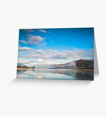 Esthwaite Water Greeting Card