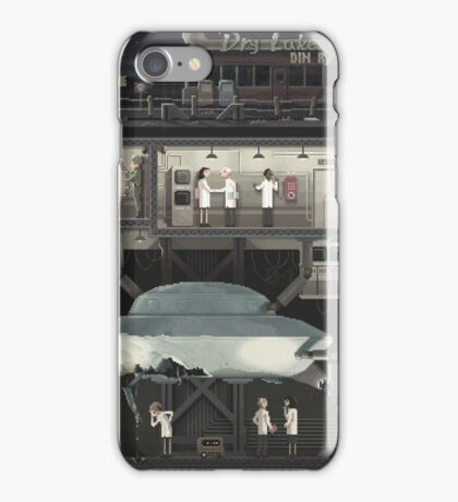 The Secret iPhone Case/Skin