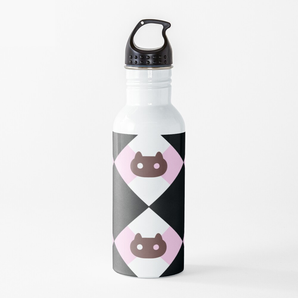 Cookie Cat Water Bottle