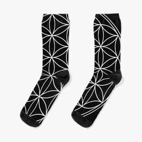 Flower of Life Socks