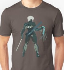Raiden Vector Art - Metal Gear Solid/Rising T-Shirt