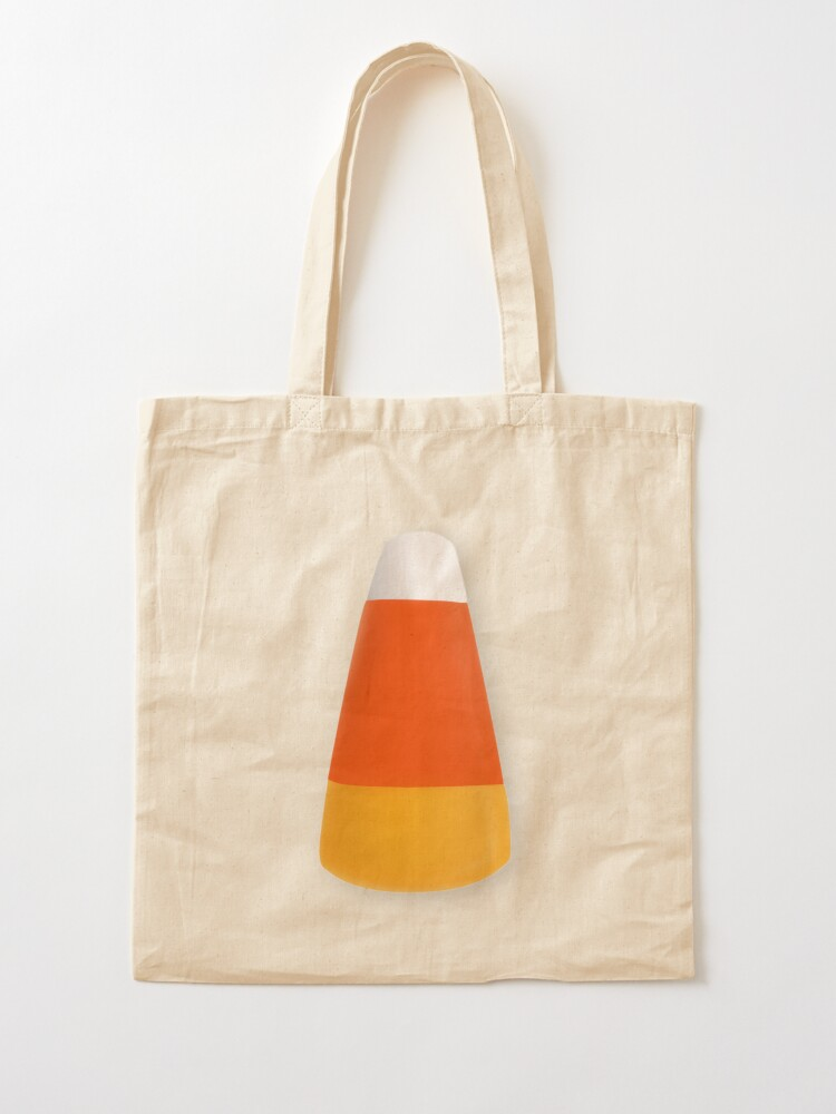 Alternate view of Candy Corn Tote Bag