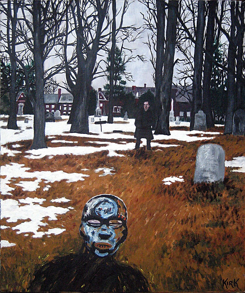 'The Apparition' by Jerry Kirk