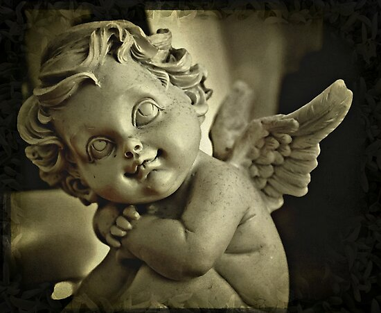Plump Little Cherub by Julesrules