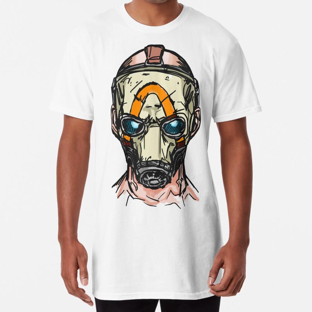 Borderlands 3 Psycho Mask Long T-Shirt