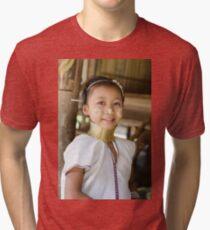 Longneck  Tri-blend T-Shirt
