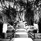Staircase, Pasadena, October 2010 by joshsteich