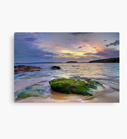 Congwong Bay Sunset Canvas Print