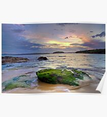 Congwong Bay Sunset Poster