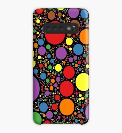 Circle Packing 214 Case/Skin for Samsung Galaxy