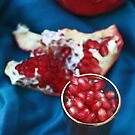 Pomegranate by Jeanne Horak-Druiff