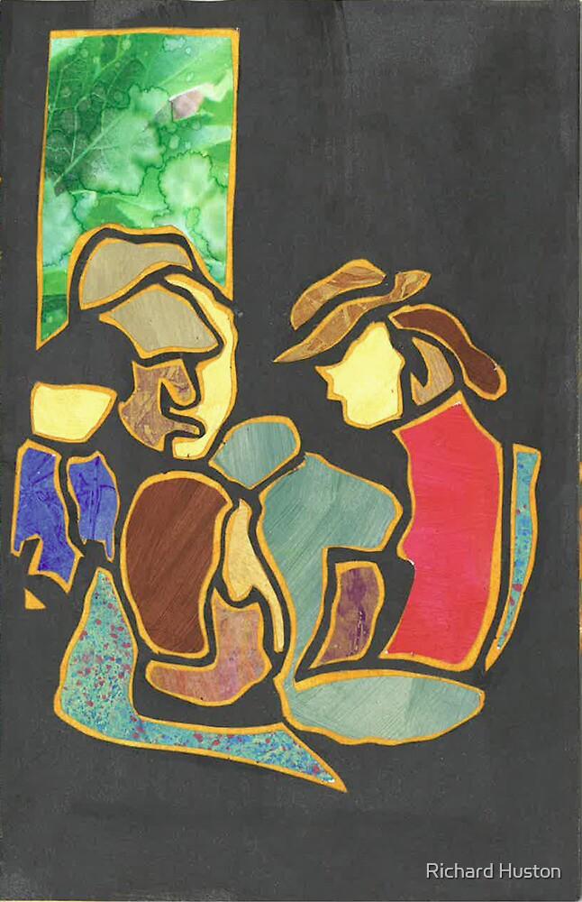 66-A grouping by Richard Huston