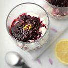 Berry cheesecake by Jeanne Horak-Druiff