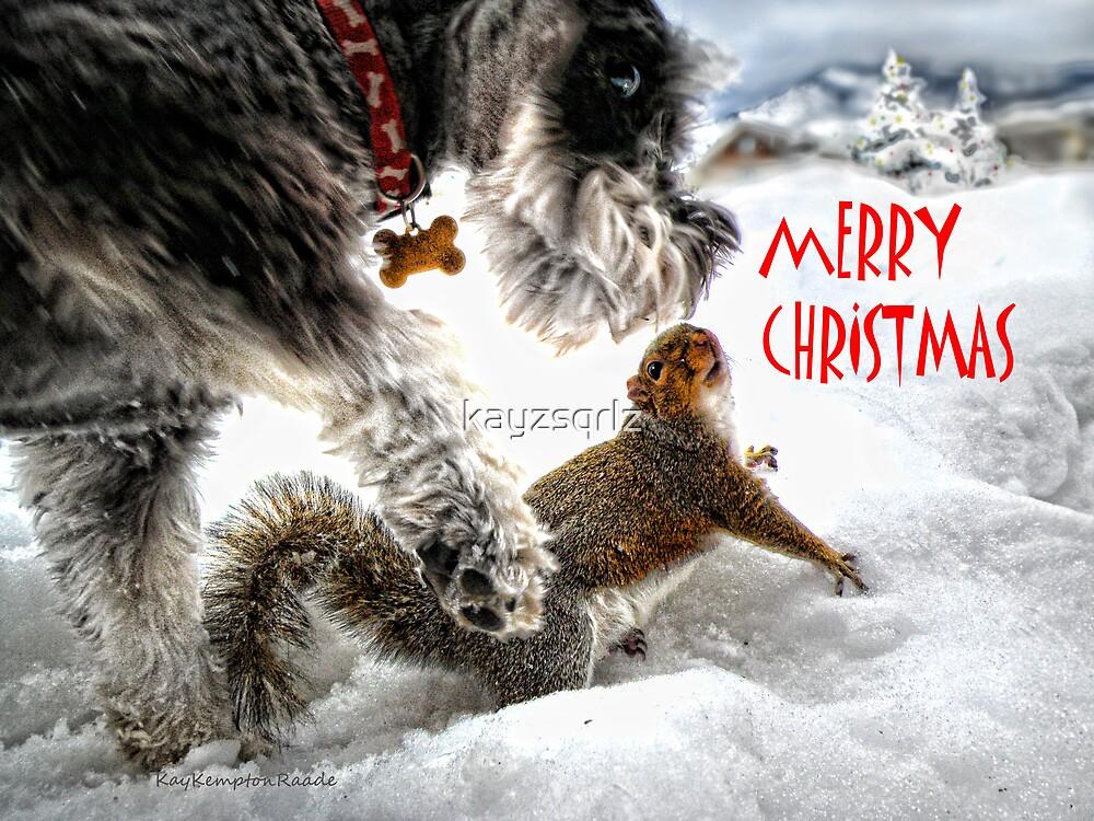 Merry Christmas by kayzsqrlz