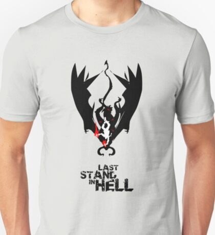 Last Stand in Hell - the Battle T-Shirt