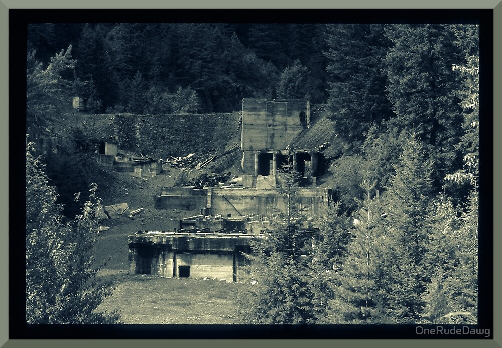Abandoned Mine Complex by OneRudeDawg