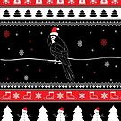 Parrot Ugly Christmas von ilovepaws