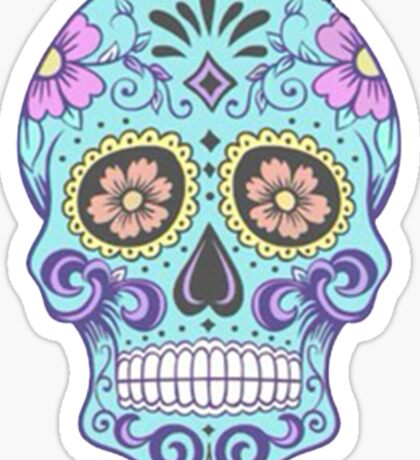 CANDY SKULL Sticker