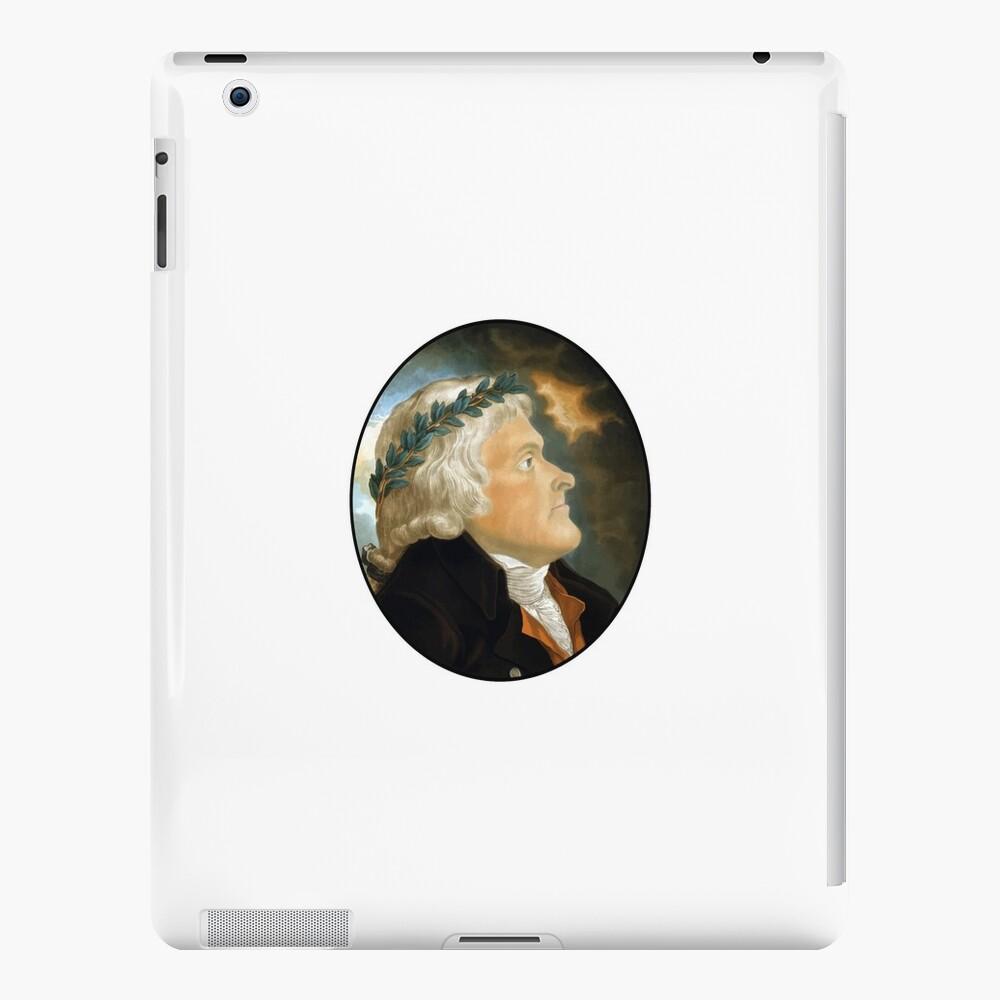 Präsident Thomas Jefferson iPad-Hüllen & Klebefolien