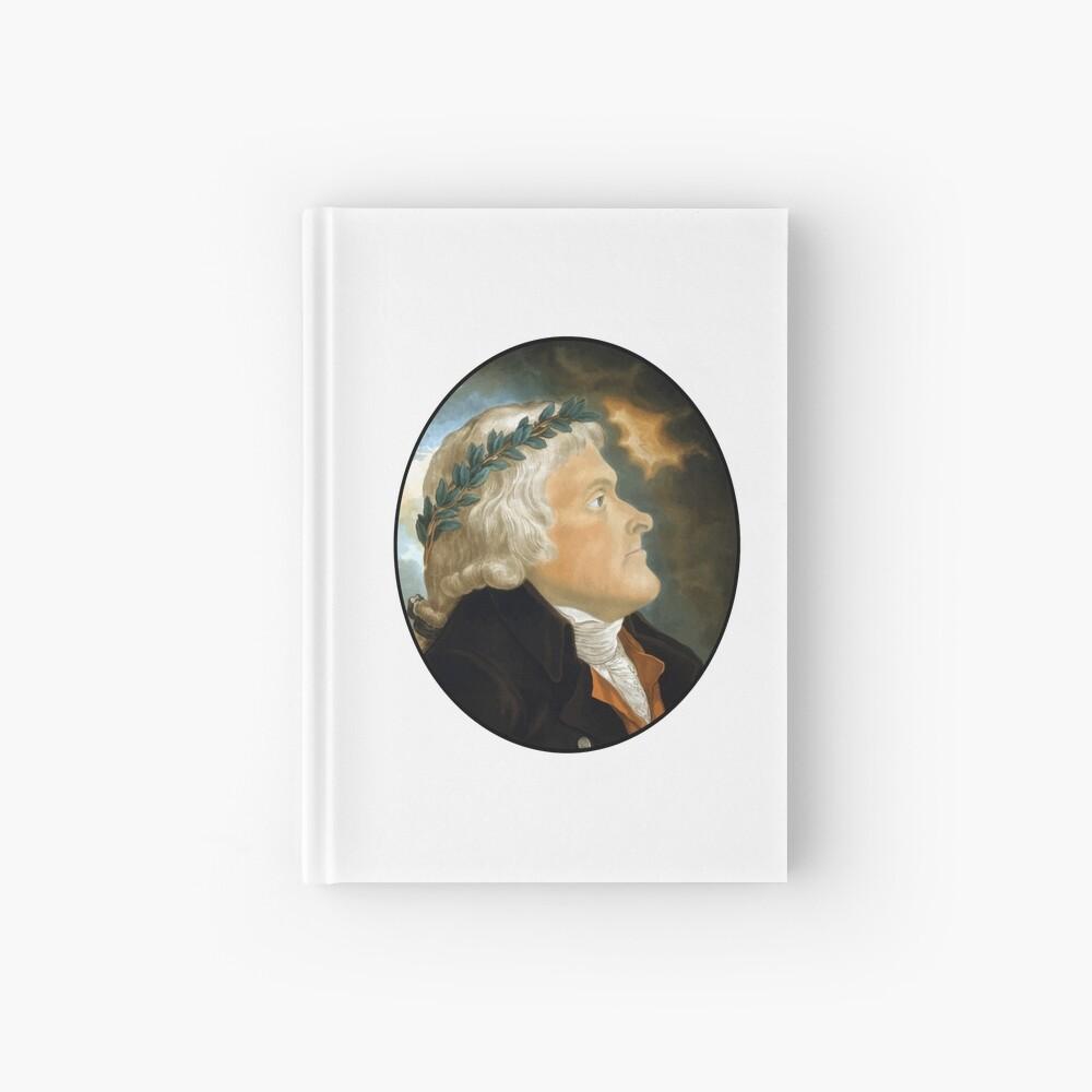 Präsident Thomas Jefferson Notizbuch