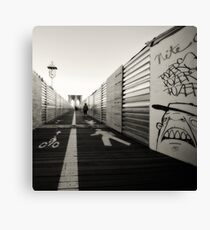A New Beginning for Brooklyn Canvas Print