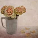 roses for grandma by lucyliu