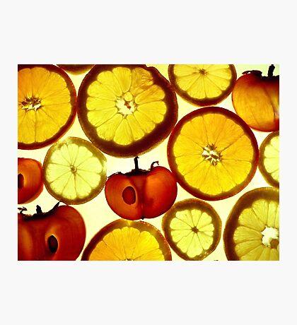 Fruit Land Photographic Print